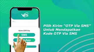 Panduan Login Aplikasi Ventura Payment System Terbaru Via SMS