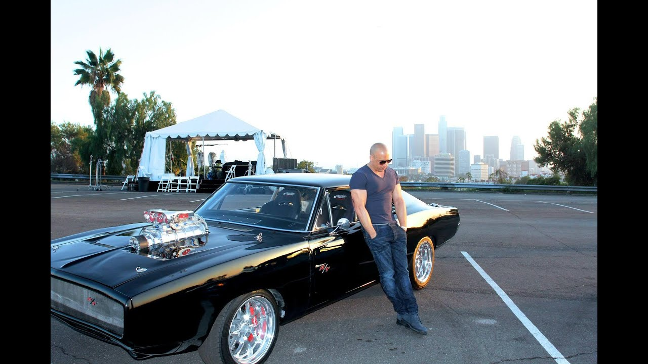 Fast And Furious Vin Diesel Cars Top Speed