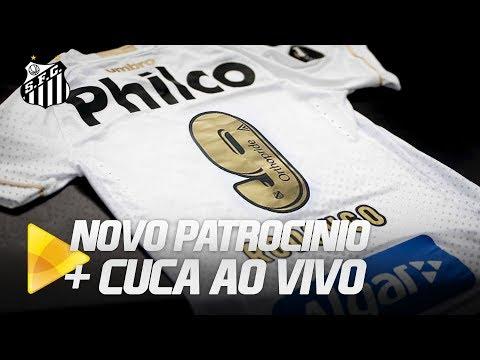 ANÚNCIO DE NOVO PATROCINADOR + COLETIVA CUCA | AO VIVO (09/11/18)