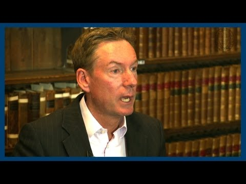 Christian Communities In The Middle East | Frank Gardner | Oxford Union