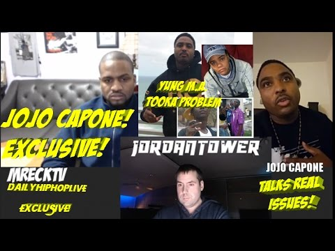 Jo Jo Capone On Young M.A. And Tooka Situation...