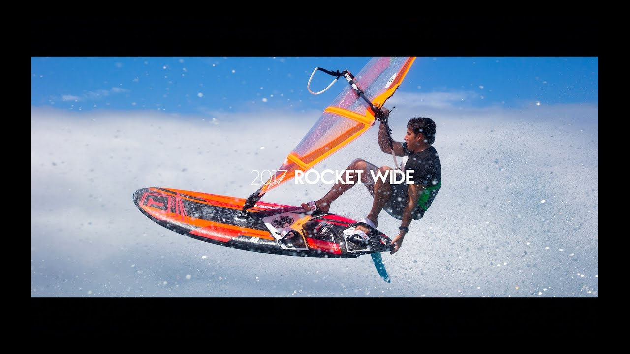 Tabou Boards - 2017 Rocket Wide