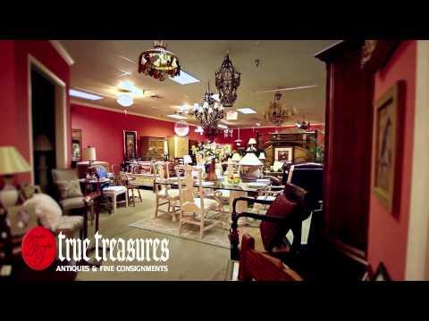 True Treasures Antiques Consignment.mov