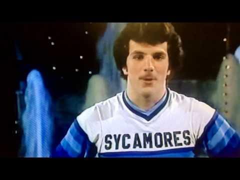 Indiana State University ISU1980 National Cheerleaders Competition Winners