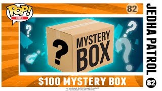 $100 ToyUSA2011 Funko Pop Mystery Box! - Rare Pops! Funko Pop Chases! What Did We Get?