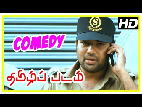 Thamizh Padam Comedy Scenes | Part 3 | Shiva | MS Bhaskar | Manobala | Tamil Movie Comedy Scenes