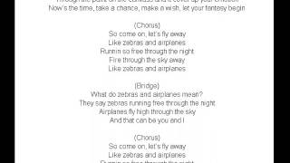 Alicia Keys   Zebras And Airplanes Lyrics