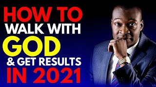 HOW TO WALK WÏTH GOD AND GET RESULTS IN 2021   APOSTLE JOSHUA SELMAN