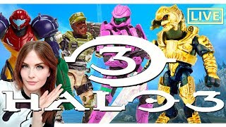 First time playing Halo 3