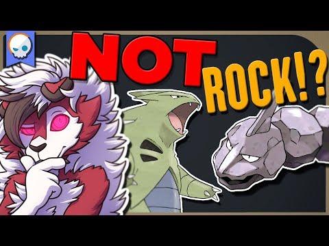 Rock Type Pokemon Are NOT All Rocks! | Gnoggin
