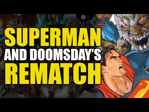 Superman vs Doomsday (DC Rebirth Action Comics Vol 1: Path of Doom)