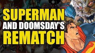 Superman vs Doomsday (DC Rebirth Action Comics: Path of Doom)