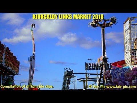 Kirkcaldy Links Market 2018