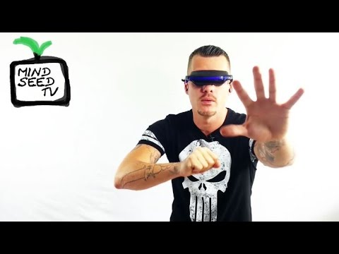 Mobile Theater Video Glasses