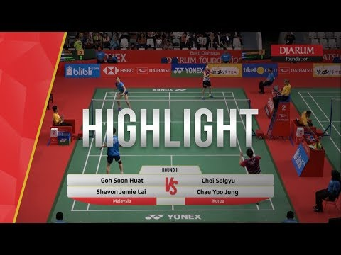 Praveen Jordan/Melati Daeva Oktavianti (Indonesia) VS Seung Jae Seo/Kim Ha Na (Korea)