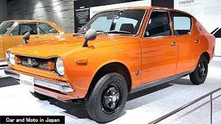 Nissan Cherry X-1 1970 PE10