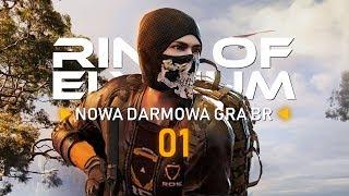 NOWA DARMOWA GRA BATTLE ROYALE - Ring of Elysium (PL) #1 (Gameplay PL)