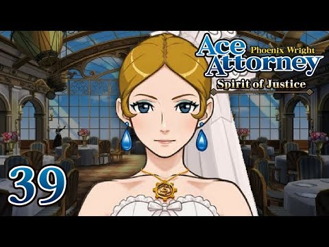 TIME TRAVEL - Let's Play - Phoenix Wright: Ace Attorney: Spirit of Justice - 39 - Playthrough