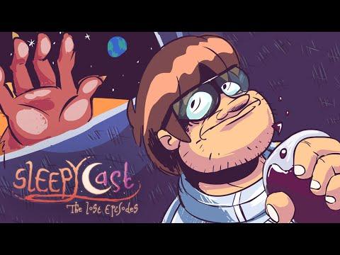 SleepyCast Lost Episode - [The Marsquatch]
