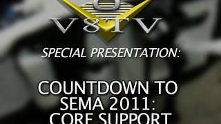 1968 Camaro Countdown to SEMA 2011 V8TV Video:  1968 Camaro RELOADED 1 Year Anniversary