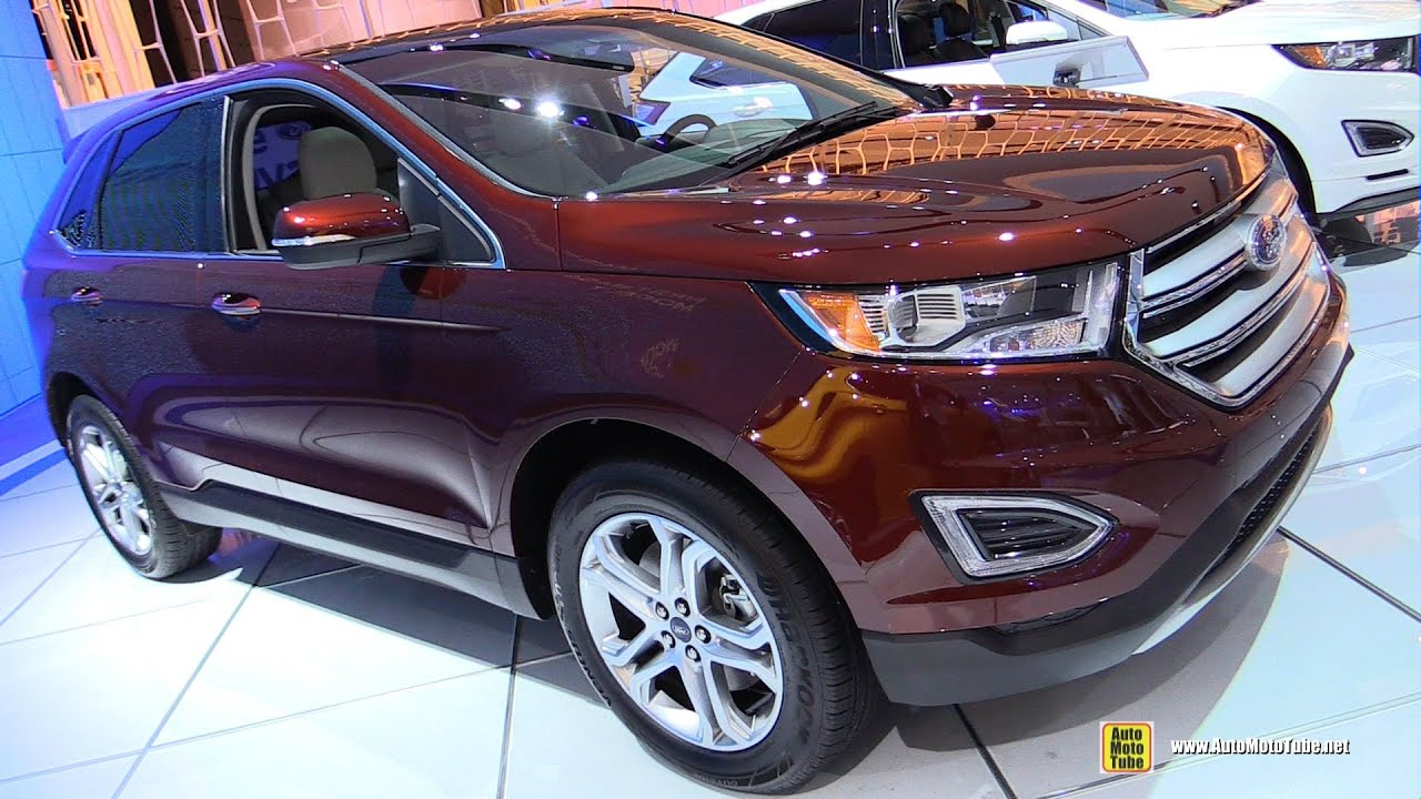 2015 Ford Edge Autos Post