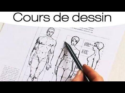 Tuto : comment dessiner un nu à la sanguine par