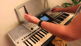 Yamaha PSR 3000 - Sounds demo