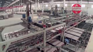 видео Керамогранит из Китая оптом от производителя