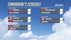 Overwatch World Cup USA 2018 - Day 2