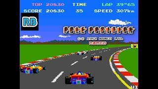 1982 [60fps] Pole Position 64280pts ALL