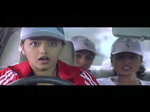 Kannada Comedy Scenes - Rekha Hits Ganesh's Vehicle Comedy Scenes | Chellata Kannada Movie