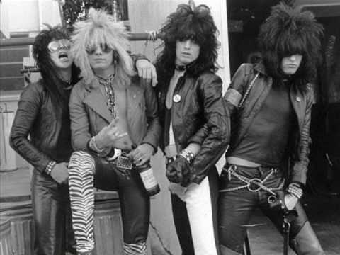 Mötley Crüe - Primal Scream