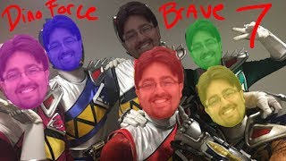 Download Video Japanime Talks: Power Rangers Dino Force Brave (Kyoryuger Brave) Episode 7 MP3 3GP MP4