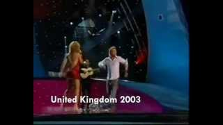 Eurovision Song Contest 2000 - 2011