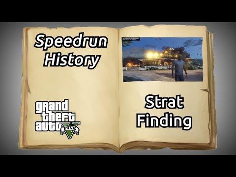 An Incomplete History Of Strat Finding In GTAV Speedruns