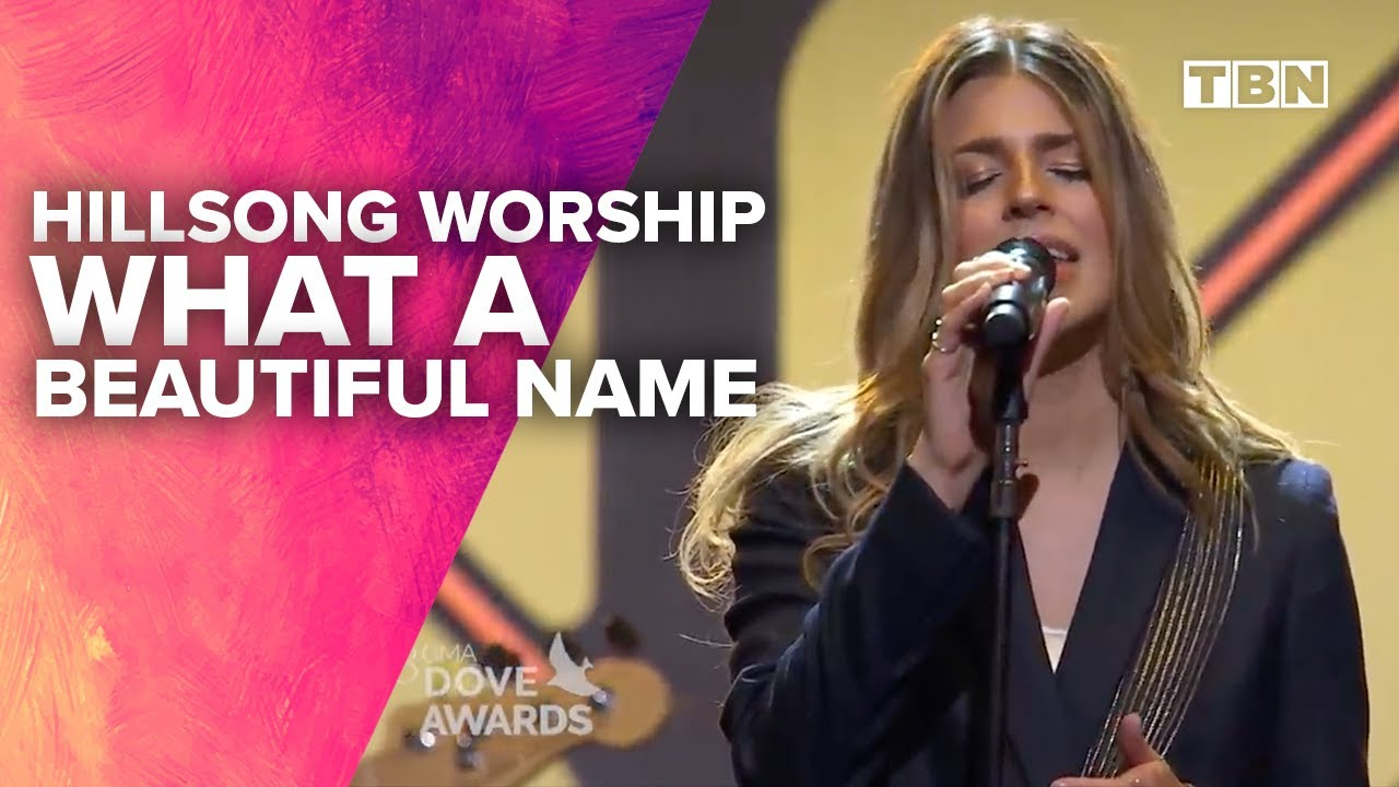 What A Beautiful Name' At The Dove Awards - Christian Music