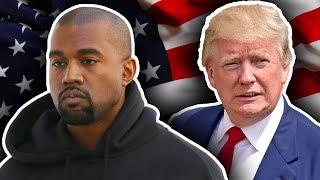Pourquoi Kanye West ne soutient plus Donald Trump