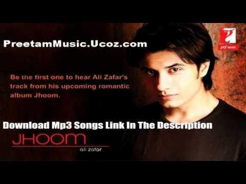 Jhoom - Ali Zafar (2011) Full Audio Song *Ali Zafar*