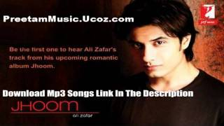 Jhoom - Ali Zafar (2011) Full Audio Song *Ali Zafar*
