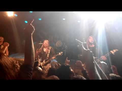 Sabaton - To Hell And Back Thessaloniki Principal Club Theater Live 2015 (720p HD AAC)