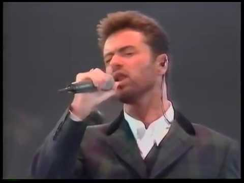 George Michael Live at Concert of Hope 1993 (6 songs)