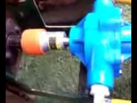 Jetstream Sprayer With Pto Pump With 200 Meter Hose