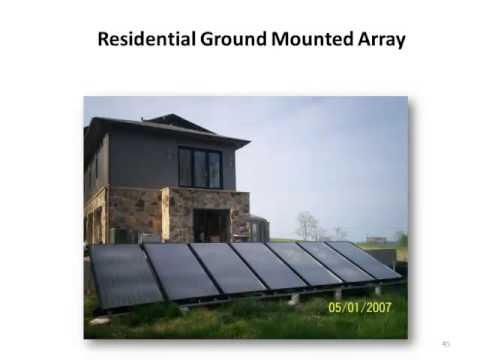 Virginia Cooperative Extension: Fundamentals of Solar Hot Water Systems (v1)
