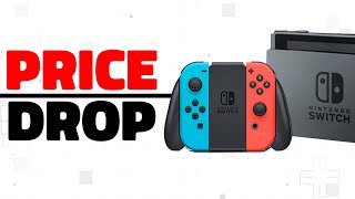 Nintendo Switch Price Drop To $250 Happening Next Week?!