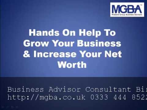 Business Advisor Consultant Birmingham