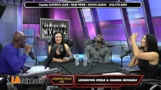 LA Talk Radio: Lexington Steele Live 4-27-15