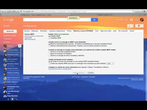 unir mails a gmail (dreamhost)
