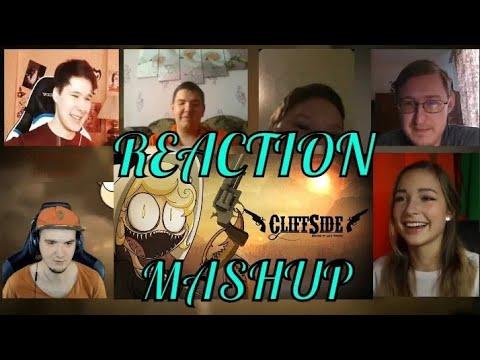 Cliffside | Cartoon Series Pilot | RUSSIAN REACTION MASHUP
