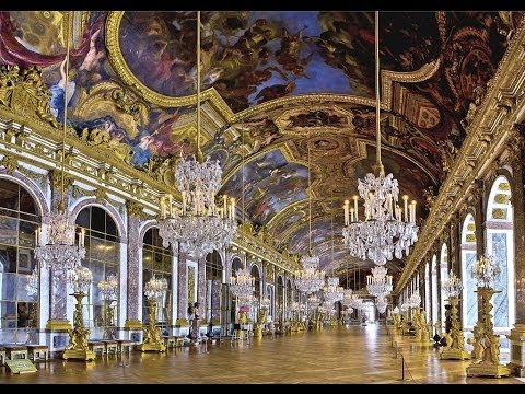 ASMR - History of the Palace of Versailles