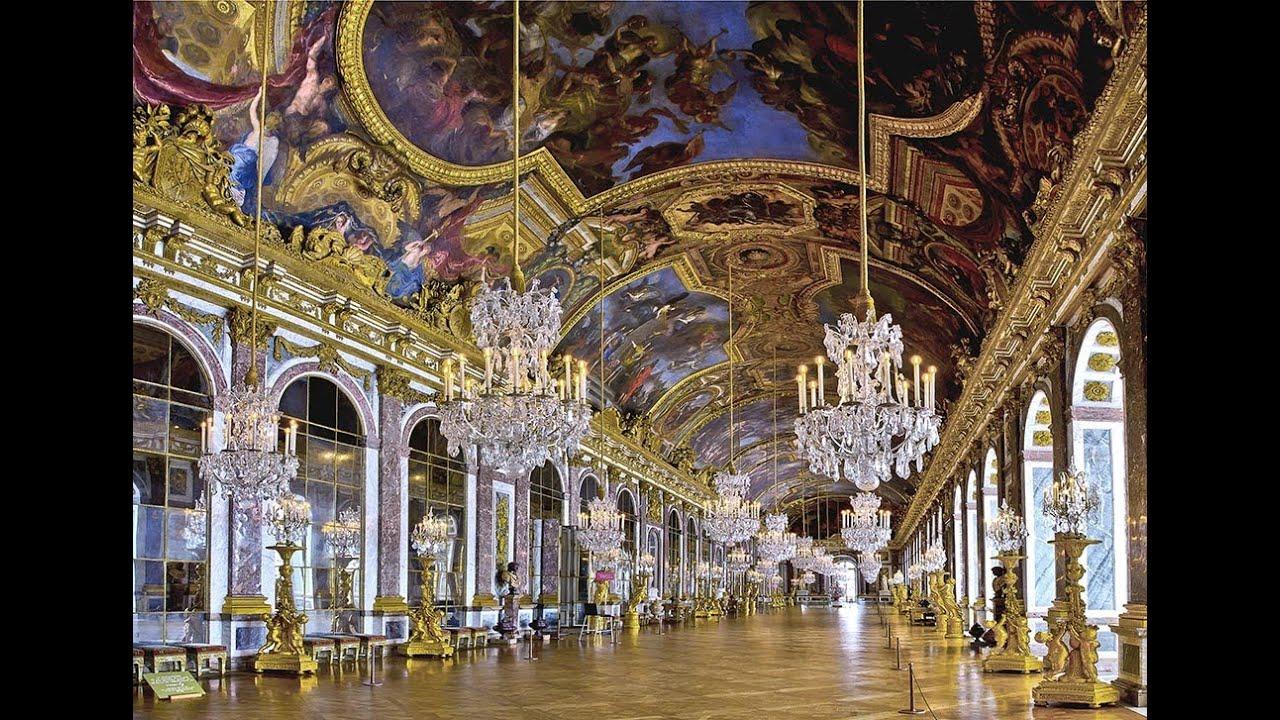 Asmr history of the palace of versailles youtube for Ecran en miroir